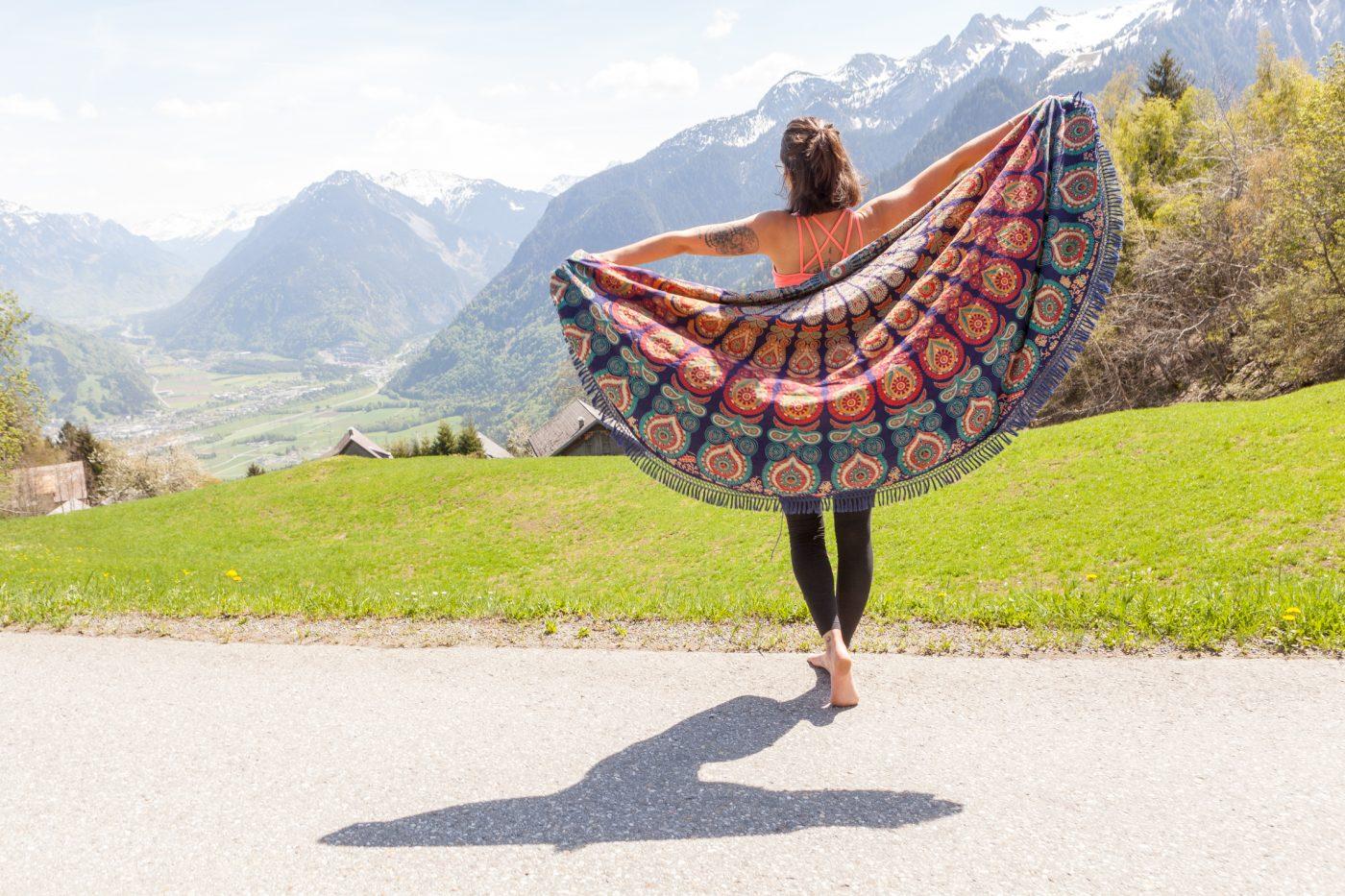 """Yoga-Coaching-Basenfasten-Retreat """"Selbstbewusstsein"""" in Österreich"""